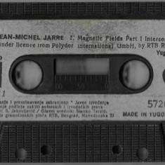Caseta Jean-Michel Jarre – Magnetic Fields, originala