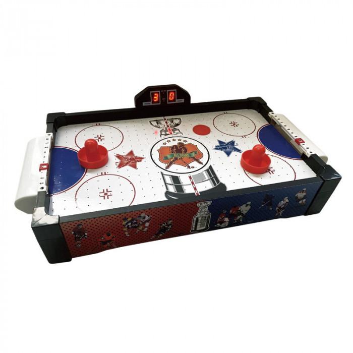 Masa de Air Hockey pentru copii, 58 x 31 x 12.9 cm, scor electronic