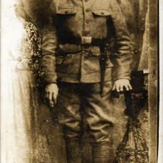 Soldat roman fotografie Primul Razboi Mondial