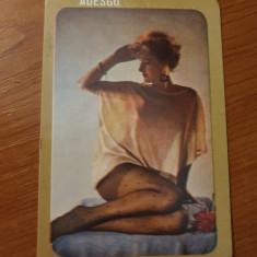 calendar de buzunar din anul 1988