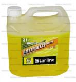 Antigel concentrat STARLINE Tip D Galben 3 L S NA KR-3