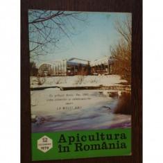 REVISTA APICULTURA IN ROMANIA NR.12/1979