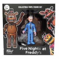 FNAF-Five Nights at Freddy'S figurina Security Guards, Generic