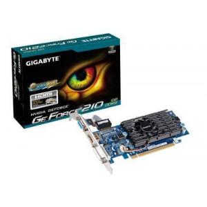 Placa video Gigabyte GeForce 210 1GB 64bit
