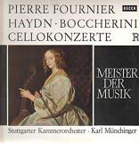 BOCCHERINI / HAYDN : Cellokonzerte ( vinil )
