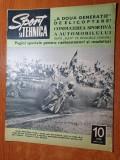 sport si tehnica octombrie 1970-un nou planor romanesc,motociclism,aeromodelism