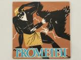Disc vinil povesti foarte rar - Al. Mitru Legendele Olimpului - Prometeu, electrecord