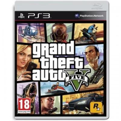 Grand Theft Auto 5 PS3 foto