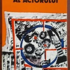 Scaunul de panza al actorului-Mircea Diaconu
