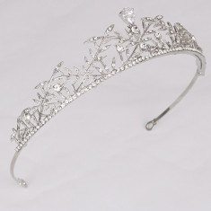 Diadema / Tiara mireasa Viktoria