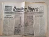 romania libera 10 mai 1990-gheorge zamfir in piata universitatii,art.copsa mica