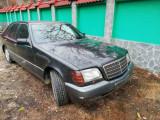 Mercedes s w140 Balena, Carpoint