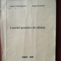 Lucrari practice de chimie- Adrian Turtureanu, Rodica Stanciu