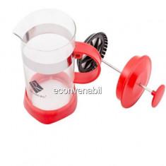 Infuzor ceai si filtru cafea manual Renberg RB3109RD 800ml