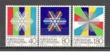 Liechtenstein.1983 Olimpiada de iarna SARAJEVO SL.641, Nestampilat