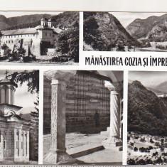 bnk cp Manastirea Cozia si imprejurimile - Vedere - uzata