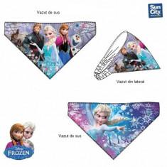 Bandana cu elastic pentru fetite DISNEY Frozen-Sun City EP4356, Mov