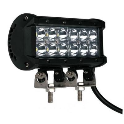 Bara Proiectoare ATV-UTV Shark LED EPISTAR 12*3W 3600 lm 9-32V Combo foto