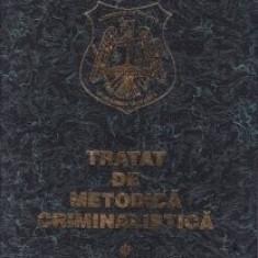 CONSTANTIN AIONITOAIE-TRATAT DE METODICA CRIMINALISTICA*VOL.1-1994-ca NOUA,T.GRA