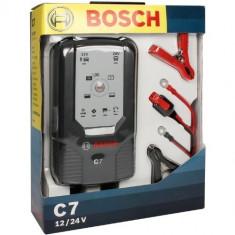 Redresor auto acumulatori 12/24V C7, Bosch