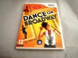 Joc Dance on Broadway, wii, original, alte sute de titluri