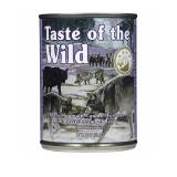 TASTE OF THE WILD Sierra Mountain Canine - conservă, 390g