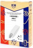 Sac aspirator Hoover H20, H20A, hartie, 5X saci, KM, K&m