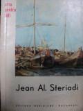 JEAN AL. STERIADI-GHEORGHE POENARU
