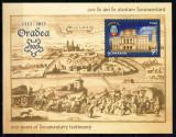 Romania 2013, LP 1992, Oradea - 900 de ani, colita, MNH! LP 11,40 lei, Arhitectura, Nestampilat