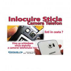 Inlocuire Sticla Camera Foto Telefon