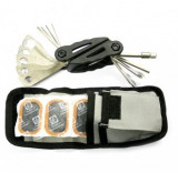 Set chei pentru bicicleta, Strend Pro Akola S1901-28, in husa, 28 piese