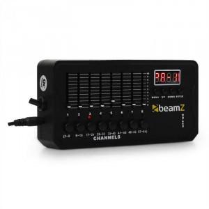 Beamz Controler Efect Lumină Beamz Mini DMX-512 cu Bateri