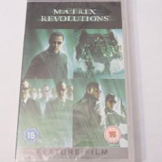 Film UMD Sony PSP Playstation - Matrix Revolutions - sigilat