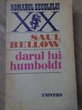 DARUL LUI HUMBOLDT - SAUL BELLOW