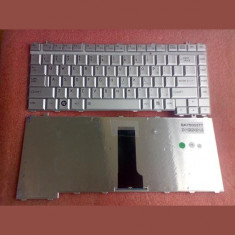 Tastatura laptop noua TOSHIBA A200 M200 SILVER US