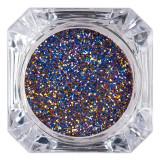 Sclipici Glitter Unghii Pulbere LUXORISE, Confetti #58
