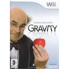 Joc Nintendo Wii Proffesor Heinz Wolff's Gravity