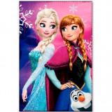 Paturica copii Frozen Sisters Star mov