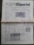 Ziarul Sportul din 17 martie 1978