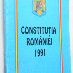 Constitutia Romaniei 1991
