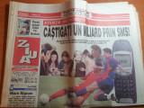 "Ziarul ziua 16 august 2002-art""ministrii sub ancheta"""