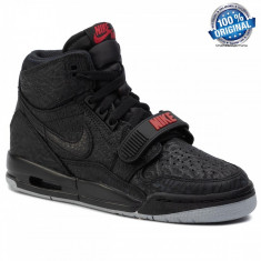 Ghete Nike Jordan Legacy 312 RUN Black  Originale 100 % nr 36.5