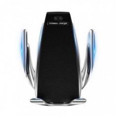 Suport auto cu incarcare wireless S5