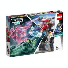 LEGO Hidden Side - Camionul de cascadorii al lui El Fuego 70421