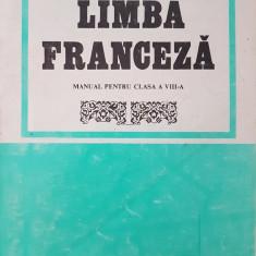 LIMBA FRANCEZA MANUAL PENTRU CLASA A VIII-A (ANUL IV DE STUDIU) - Nasta