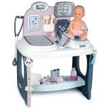 Cumpara ieftin Centru de ingrijire pentru papusi Smoby Baby Care Center cu papusa si accesorii