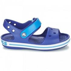 Sandale Copii pe apă Crocs Crocband Sandal Kids, 27.5, 33.5, 34.5, Albastru