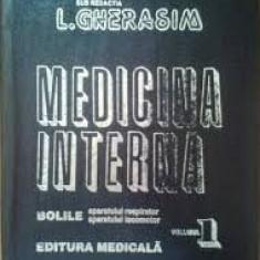 Medicina interna vol 1-L.Gherasim