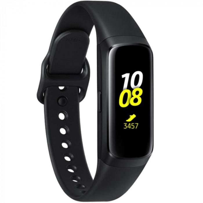 Bratara Fitness Galaxy Fit R370 Negru