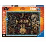 Puzzle Ravensburger Prindeti Momentul, 1000 piese